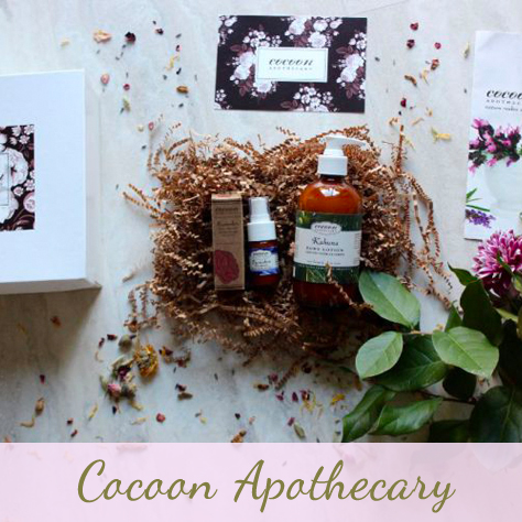 The Green Hair Spa Products | Cocoon Apothecary