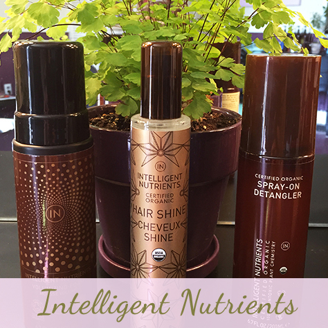 The Green Hair Spa Products | Intelligent Nutrients