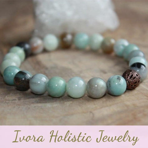 The Green Hair Spa Products | Ivora Holistic Jewelry