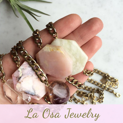 The Green Hair Spa Products | La Osa Jewelry