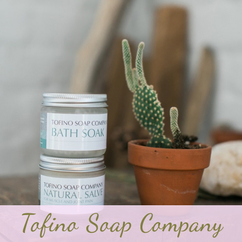 The Green Hair Spa Products | Tofino Soap Company