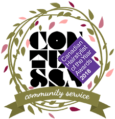 The Green Hair Spa Contessa Community Service Award Finalist 2018