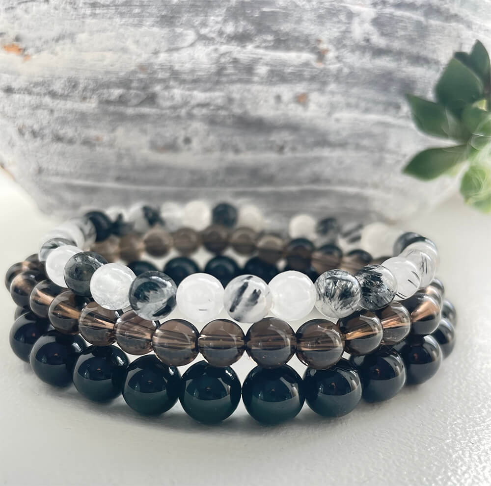Ivora Bracelets available at The Green Hair Spa