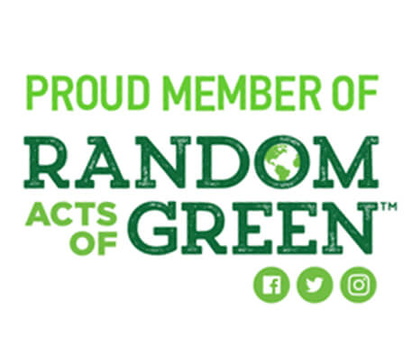 Random acts of Green The Green hair Spa is a proud member