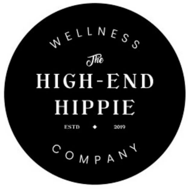 the high end hippie wellness company personal care environmentally conscious products